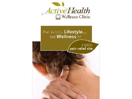Active Health & Wellness Clinic (250-382-7246) - Onglet de site Web - http://www.activehealthclinic.ca