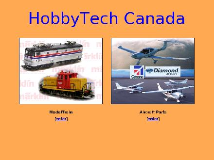 Hobbytech.ca (403-291-9398) - Onglet de site Web - http://www.hobbytech.ca
