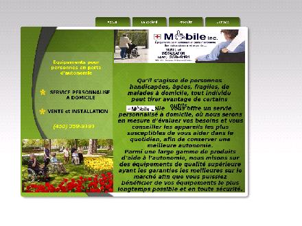 Plus Mobile Inc (450-359-9191) - Onglet de site Web - http://www.plusmobile.ca
