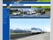 Valley Driving School (604-695-1618) - Onglet de site Web - http://www.valleydrivingschool.com