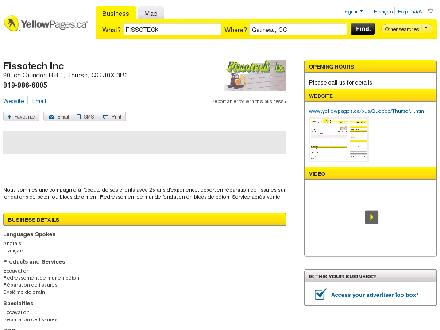 Fissotech Inc (819-986-6005) - Onglet de site Web - http://www.yellowpages.ca/bus/Quebec/Thurso/Fissotech-Inc/6284784.html?what=FISSOTECK&where=Gatineau,%20QC&cli=2,4&le=876a112244