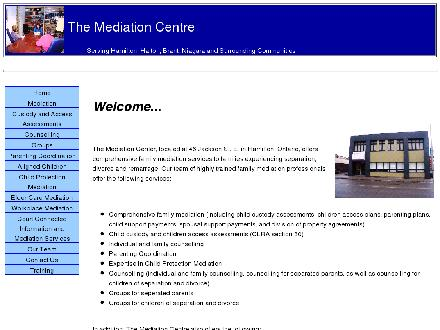 Mediation Centre (905-526-8446) - Website thumbnail - http://www.mediation.on.ca/
