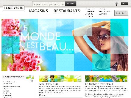 Place Vertu (514-331-5213) - Website thumbnail - http://www.placevertu.com