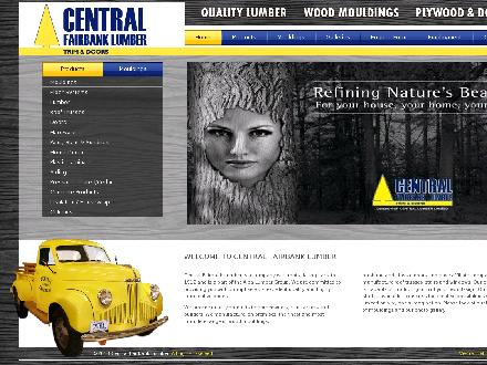 Central Fairbank Lumber (905-738-2111) - Website thumbnail - http://www.centralfairbank.com