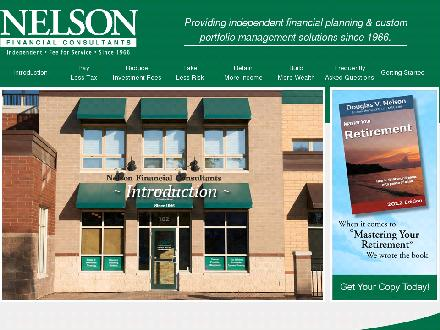 Nelson Financial Consultants (204-956-0519) - Onglet de site Web - http://www.nelsonfinancial.ca