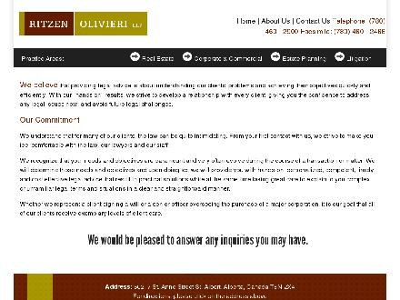 Ritzen Olivieri LLP (780-460-2900) - Onglet de site Web - http://www.rolaw.ca