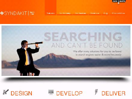 Syndakit Media Corp (416-477-2636) - Website thumbnail - http://www.syndakit.pro