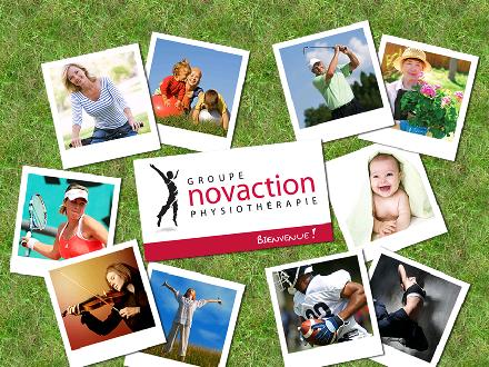 Groupe Novaction Physiothérapie (418-650-6241) - Website thumbnail - http://www.novaction.ca
