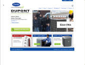 Dupont Heating & Air Conditioning (416-532-2859) - Website thumbnail - http://www.dupontheating.ca