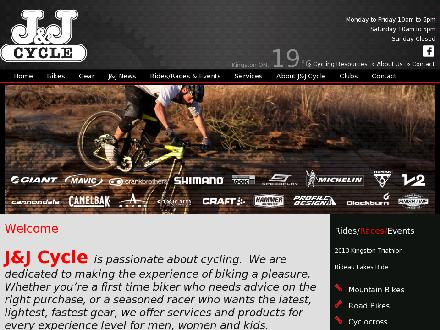 J & J Cycle (613-389-6777) - Website thumbnail - http://www.jjcycle.com