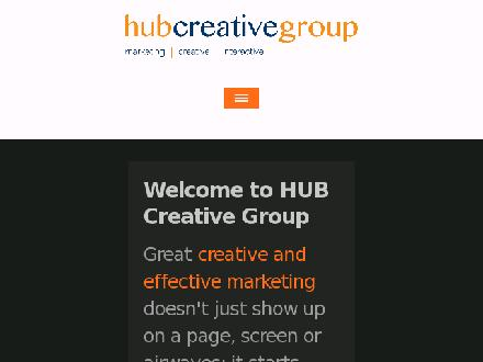 Hub Creative Group (519-351-6663) - Onglet de site Web - http://www.hubcreativegroup.com