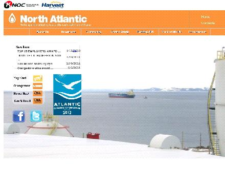 North Atlantic (709-579-5831) - Website thumbnail - http://www.northatlantic.ca