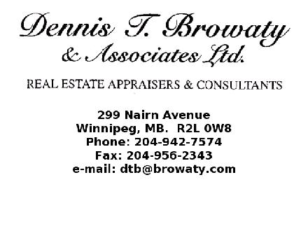 Dennis T Browaty & Associates Ltd (204-942-7574) - Onglet de site Web - http://www.browaty.com