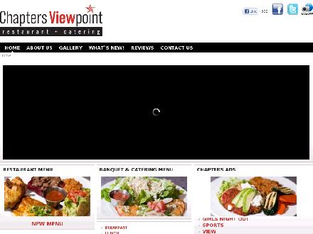 Chapters ViewPoint (250-374-3224) - Website thumbnail - http://www.chaptersviewpoint.com