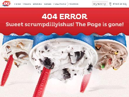 Orange Julius Store - Regina (306-545-7400) - Website thumbnail - http://www.dairyqueen.com/ca/