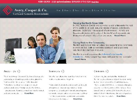 Avery Cooper & Co (867-873-3441) - Website thumbnail - http://www.averycooper.com