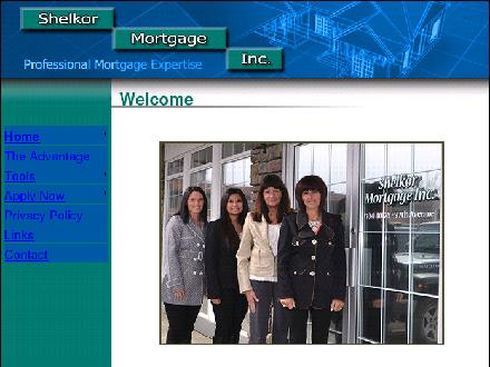 Shelkor Mortgage Inc (780-357-6544) - Website thumbnail - http://www.shelkor.com