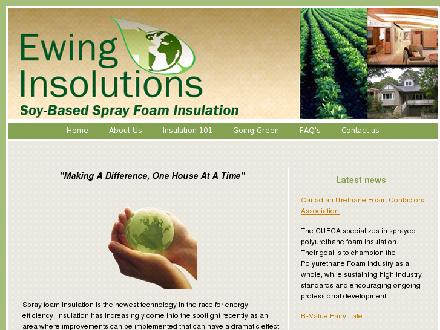 Ewing Insolutions Inc (250-551-3100) - Website thumbnail - http://ewinginsolutions.com