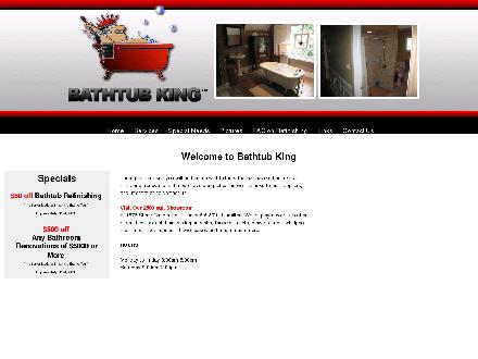 Bathtub King Refinishing (905-575-7171) - Onglet de site Web - http://www.bathtubking.ca