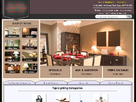 Red Deer Lighting (403-342-6485) - Onglet de site Web - http://www.reddeerlighting.com