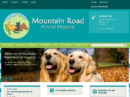 Mountain Road Animal Hospital Ltd (506-800-0624) - Website thumbnail - http://www.mountainrdvet.com