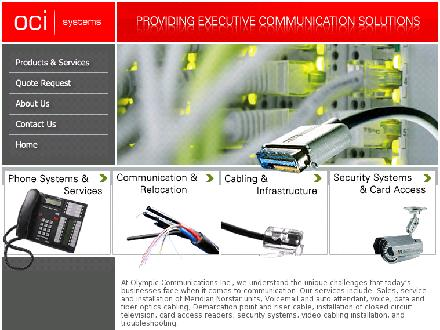OCI Systems (604-855-9995) - Website thumbnail - http://www.ocisystems.ca