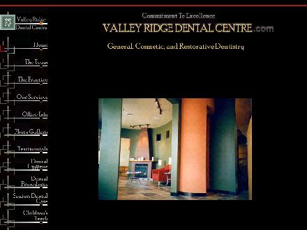 Valley Ridge Dental Centre (403-202-2266) - Website thumbnail - http://www.valleyridgedentalcentre.com