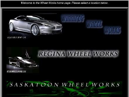 Winnipeg Wheel Works (204-222-9191) - Website thumbnail - http://www.winnipegwheelworks.com