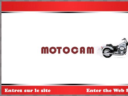 Motocam J Inc (1-888-235-6847) - Onglet de site Web - http://www.motocamj.ca
