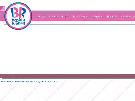 Baskin Robbins - Vancouver (604-251-7721) - Onglet de site Web - http://www.baskinrobbins.ca