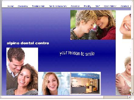 Alpine Dental Centre (604-858-2399) - Website thumbnail - http://www.alpinedental.ca
