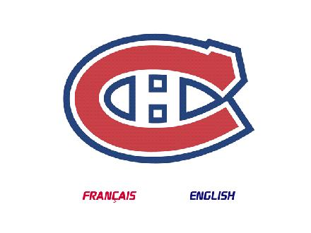 Club de Hockey Canadien / Centre Bell (514-932-2582) - Onglet de site Web - http://www.canadiens.com