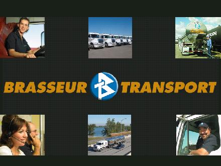 Brasseur Transport Inc (450-444-7079) - Onglet de site Web - http://www.brasseurtransport.com