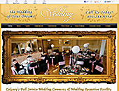 Wedding Pavillion The (403-213-9639) - Onglet de site Web - http://weddingpavillion.ca/