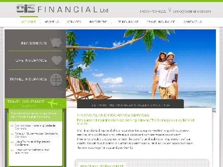 OIS Financial Ltd (250-763-7316) - Website thumbnail - http://www.oisfinancial.com