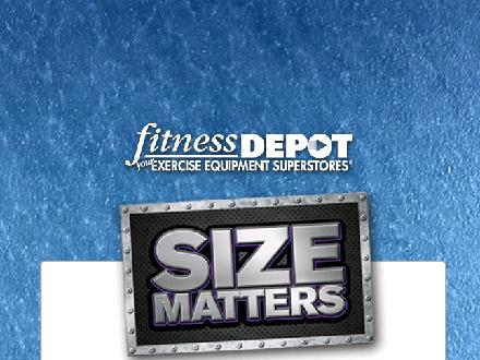 Fitnessdepot.ca - Onglet de site Web - http://www.fitnessdepot.ca