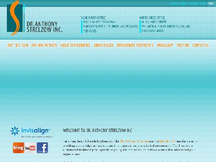Strelzow Anthony Dr Inc (867-668-4406) - Website thumbnail - http://www.strelortho.com