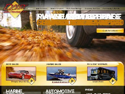 Dandy Auto Marine RV Ltd (403-945-1555) - Onglet de site Web - http://www.dandy.ca