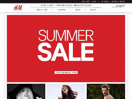 H &amp; M Pacific Centre (604-692-0308) - Onglet de site Web - http://www.hm.com/ca