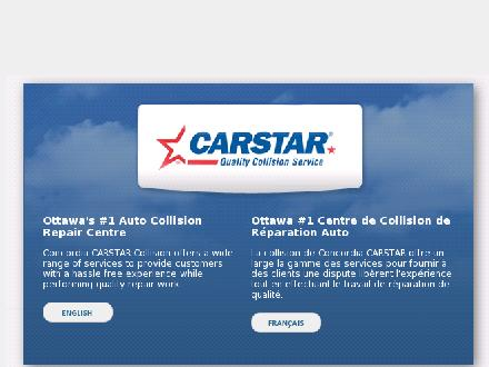 Concordia CARSTAR Collision Centers (613-721-9153) - Website thumbnail - http://www.carstarottawa.com/