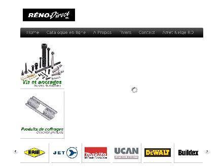 Reno Direct Inc (450-625-2660) - Onglet de site Web - http://www.renodirect.ca