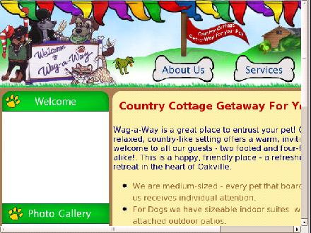... and webcam video viewing. Please visit our website at www.wagaway.com.