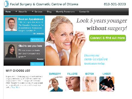 Antoniak Gregory P Dr (613-604-0082) - Website thumbnail - http://www.face.ca