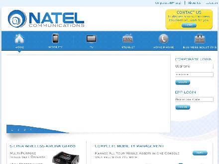 Natel Communications (905-671-9339) - Website thumbnail - http://www.natelcommunications.com