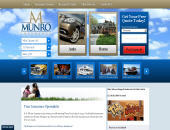 A A Munro Insurance Brokers Inc (1-888-232-5013) - Onglet de site Web - http://www.aamunro.com