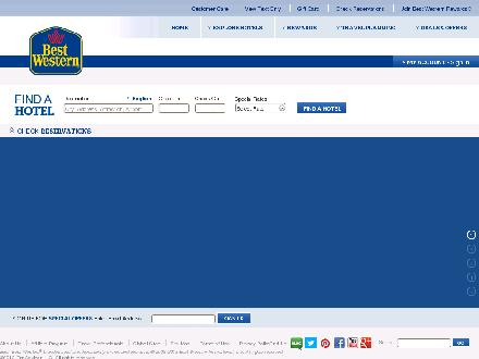 Best Western Moncton (506-388-0888) - Website thumbnail - http://www.bestwestern.com