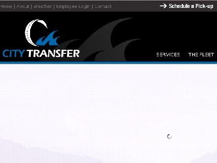 City Transfer Inc (310-2489) - Website thumbnail - http://www.citytransfer.com