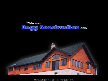 Begg Construction (902-794-2840) - Onglet de site Web - http://www.beggconstruction.com