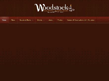 Woodstock Colonial Restaurant (709-701-2357) - Website thumbnail - http://www.thewoodstock.com