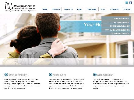Waggoner Insurance Services (204-925-8620) - Website thumbnail - http://www.waggoner.mb.ca